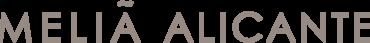 logo_MeliaAlicante_A